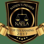 NAFLA - Top 10 Ranking