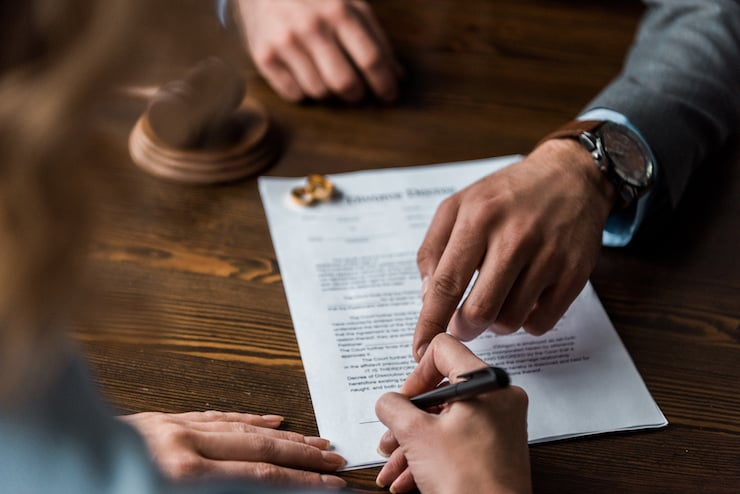 Family Law Paperwork